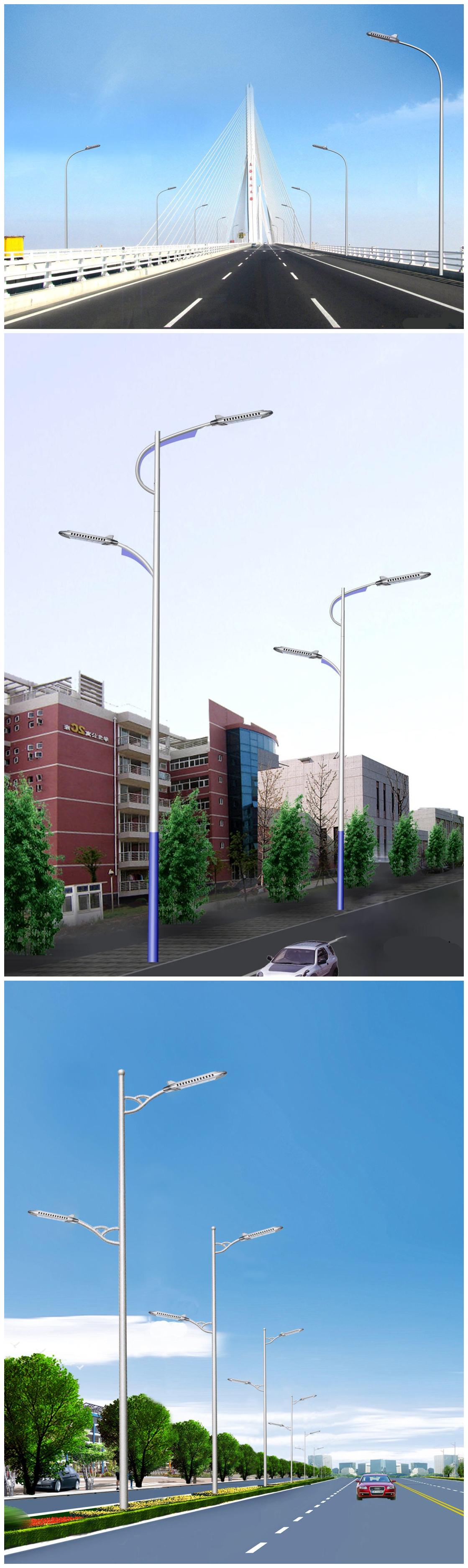 luminaria solar alumbrado publico