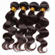 горячая распродажа виргинский бразильский уток волос путать свободно