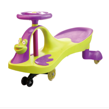 Kids Indoor Entertaining Twist Car With Music
