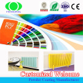 Friendly Epoxy Spraying electrostatic powder coating