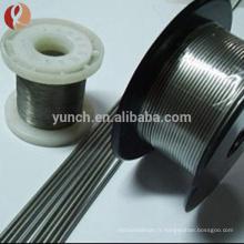 fabricant 20 22 24 26 28 30 32 36 38 fil de titane grade 1 calibre par kg pour vape