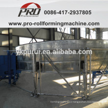 CE certificate steel storage silo making machine