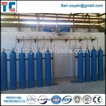 Estación de llenado de oxígeno para pequeñas empresas