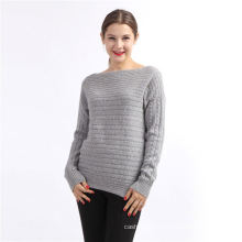 Top selling special design winter popular knit sweater