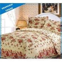 Bettbezug aus 100% Baumwolle mit Print (Steppdecke)