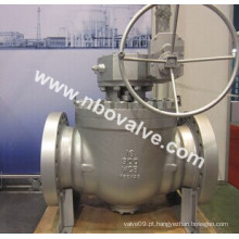 """Válvula esférica de entrada superior Blow-out Pro em estoque (Q479H-7 1/16 """")"""