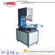 high frequency plastic welding device