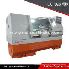 Prix bon marché de tour de commande numérique par ordinateur pour l'usine de tour en métal de vente en Chine CJK6150B-2