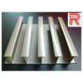 Profils d'extrusion en aluminium / aluminium pour cadre publicitaire extérieur