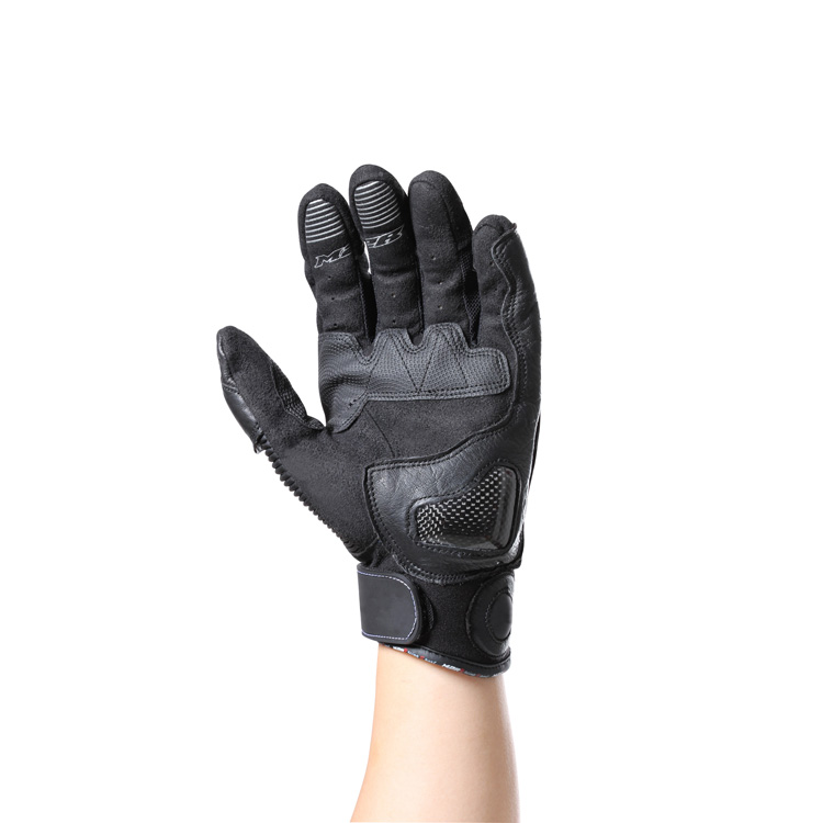 Motorcycle Gloves With Buckle