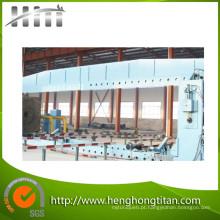 Máquina de teste hidrostática de tubos de aço
