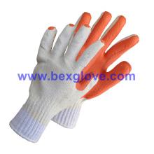 7 Gauge Tc Liner, Latex Coating Handschuh