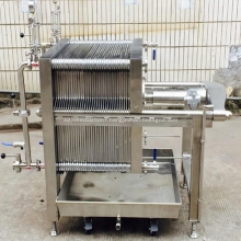 CE Certificated Multi-Layer Stainless Steel Filter Press