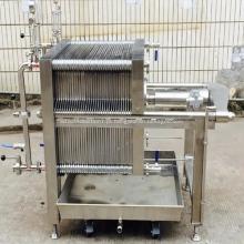 Imprensa de filtro de aço inoxidável Multi-Layer CE certificated
