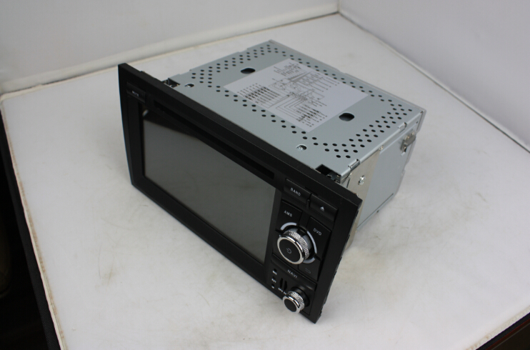 Audi A4 android 7.1 car dvd player