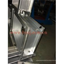 Klimaanlage Diffusor Zubehör Quadratisch verstellbare Lüftungssteuerung Roll Umformmaschine Lieferanten Vietnam