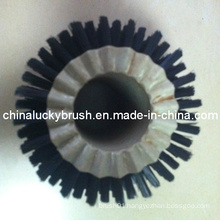 Nylon Material Round Glass Cleaning Brush (YY-212)