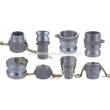 Fuzhou Hongxing good quality Aluminum camlock couplings