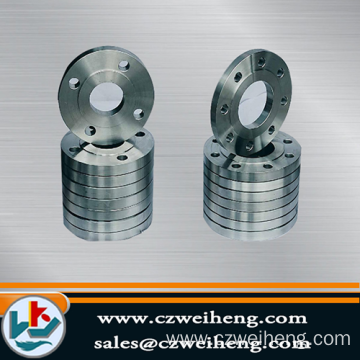 China for Galvanized Steel Tee China custom good quality cnc machining 6 inch pipe flange export to Bolivia Exporter