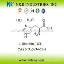 L-histidina hcl monohidrato