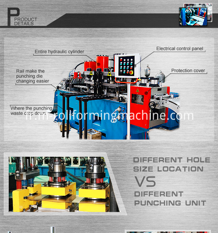 Window Frame Roll Forming Machine