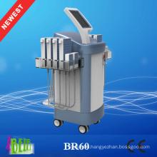 528 Diodes Lipo Laser Machine 12pads Lipolaser / 4D Lipolaser Slimming Machine Br60
