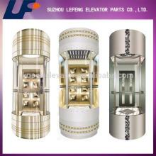 Whole Panoramic Passenger elevator/capsule lift