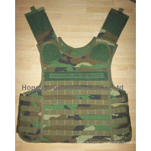 Bulletproof Vest/Anti-Bullet Jacket/Bullet Proof Body Armor (HY-BA015)