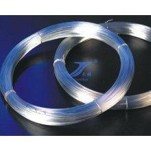 Usine galvanisée basse de fil de carbonne