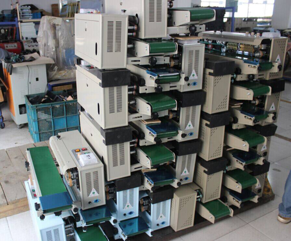 Continuous band sealer for sale