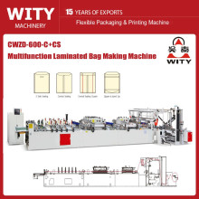 CWZD-C + CS HEAVY DUTY TASCHEN MAKING MACHINE
