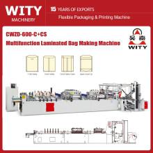 CWZD-C+CS THREE SIDE BAG SEALING MACHINE(4 servo motor)