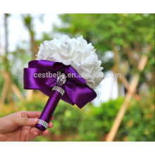 Ramo de boda hermoso artificial de la boda de la flor de las ventas al por mayor nupciales