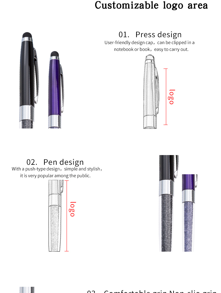 difference between rollerball and ballpoint