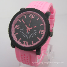 Popular Colorful Silicone Watch