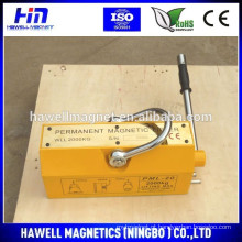Equipamento Industrial Permanente Magnetic Lifter Holder CE