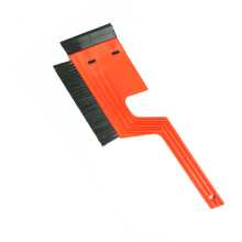 3 in 1 mini snow scraper with squeegee