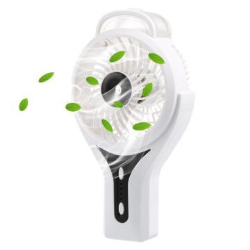 LED Flash Light Cool Breeze Misting Fox Fan