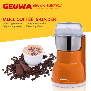 180W Motor Mini Hand Press Coffee Grinder B36