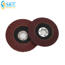 Flap Disc With Glass Fiber Backing For Metal Polishing,abrasive metal cutting disc flap disc