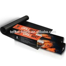 Kundengerechtes 100% non-stick und einfach zu reinigen PFOA FREE BBQ GRILL MAT