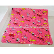 100% Baby Polyester Blanket, Made in China