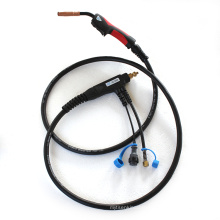 Gas Cooled 200A portable Mig mag co2 Welding Torch