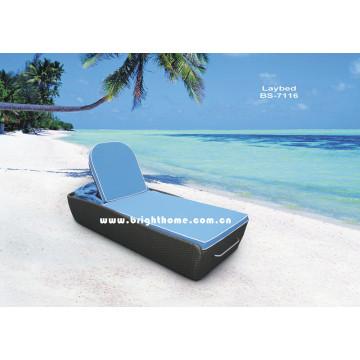 Cama solar Salón al aire libre Muebles de ocio