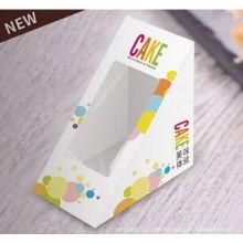 Para llevar Caja de empaquetado / papel sándwich