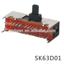 Best Preis Federschalter / Schiebeschalter 50v / Schiebeschalter 24 Pin