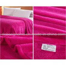 Горячая распродажа супер мягкой удобной одеяло