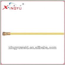 Binzel/ OTC/ Panasonic/Teflon spring welding liner for welding machine