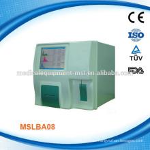 Analizador de bioquímica totalmente automático con CE aprobado (MSLAB08)