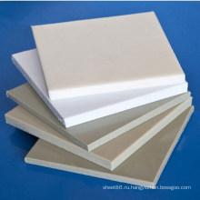 Красочные пластиковые доски PP / лист